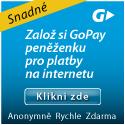 Doporuč GoPay